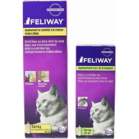 Feliway Classic Spray 20ml et 60ml - ideal para o transporte