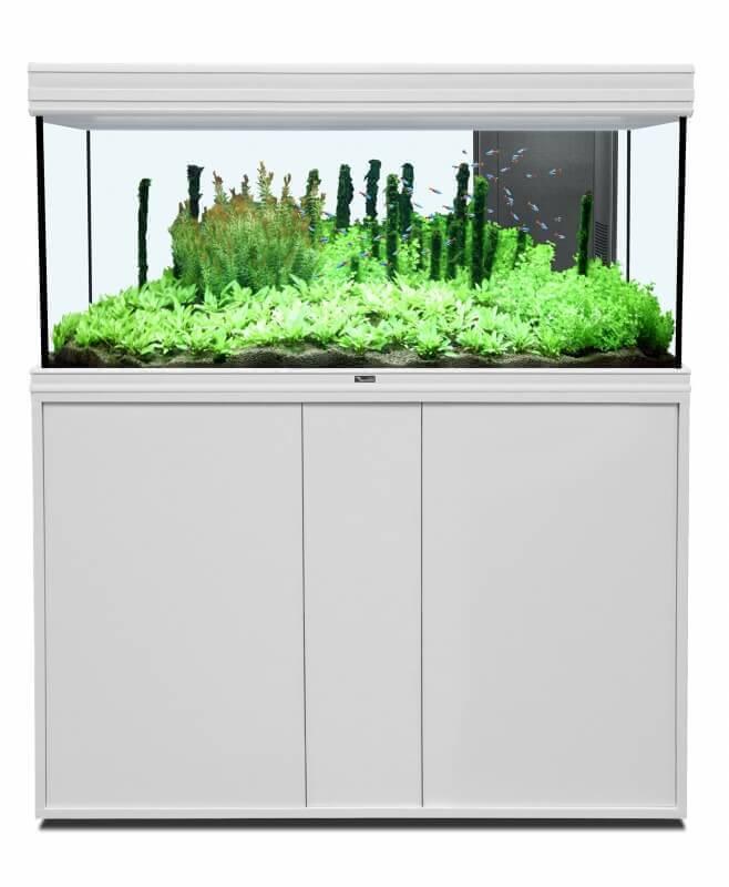 Aquarium AQUA FUSION LED Blanc_0