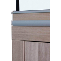 Fusion Aquarium Cabinet - Light Walnut (5)