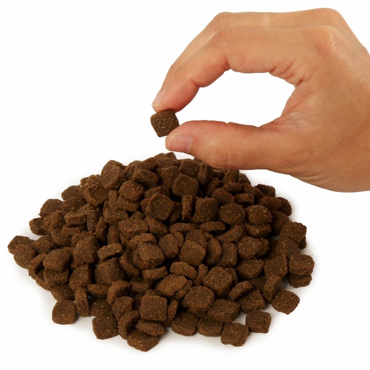 OPTIMUS Sin  Cereales CACHORRO & JUNIOR  para perros de tamaño mediano y grande_4