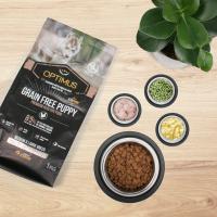 OPTIMUS Puppy Grain Free pour Chiot