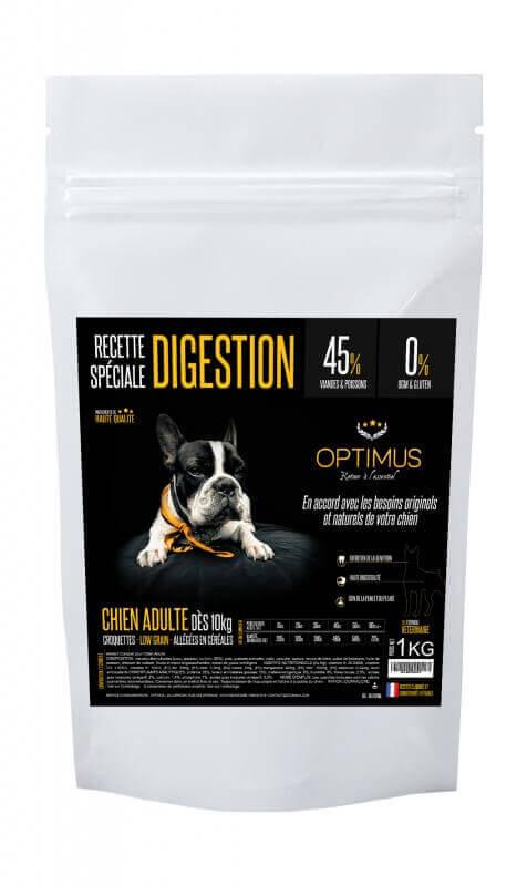 OPTIMUS Low Grain Digestión cordero & arroz  ADULTO _0