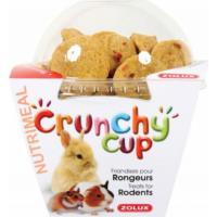 Golosinas para roedores  Crunchy Cup Nature y Zanahorias 200 gr.