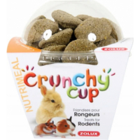 Golosina para roedores Crunchy Cup Alfalfa y Perejil 200 gr