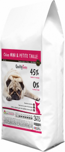 QUALITY SENS Low Grain ORIGINAL Chien Adulte