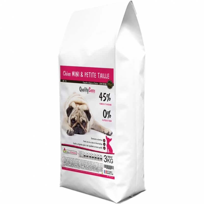 QUALITY SENS Low Grain ORIGINAL Chien Adulte_1