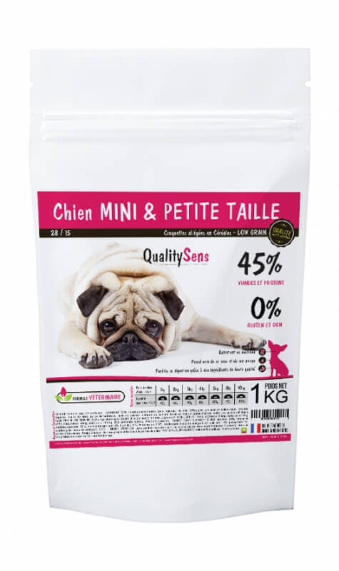 QUALITY SENS Low Grain ORIGINAL Chien Adulte_0