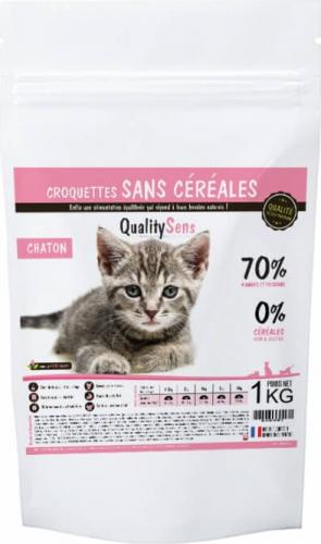 QUALITY SENS Sans Céréales CHATON _0