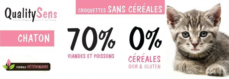 QUALITY SENS Sans Céréales CHATON _1
