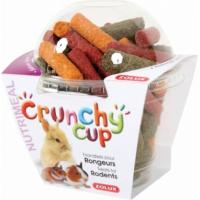 Crunchy Cup Sticks Luzerne-Carotte-Betterave Friandise pour rongeur