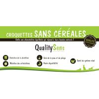 QUALITY SENS Sans Céréales Chat ADULTE (3)