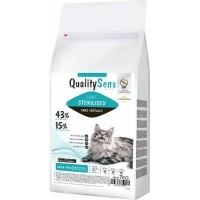 QUALITY SENS Light/Sterilized Grain Free, sans céréales pour chat stérilisé ou en surpoids