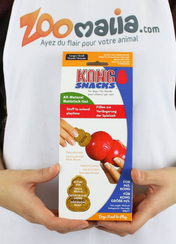 KONG Snacks Speck und Käse
