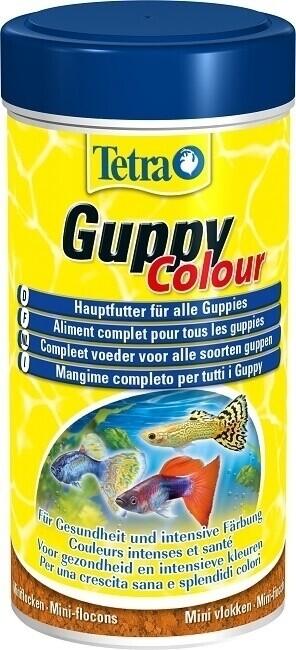 Tetra guppy fish flakes for Guppy fish food