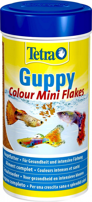 Tetra Guppy Mini Flocos