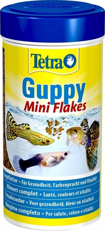 Tetra Guppy Mini Flakes