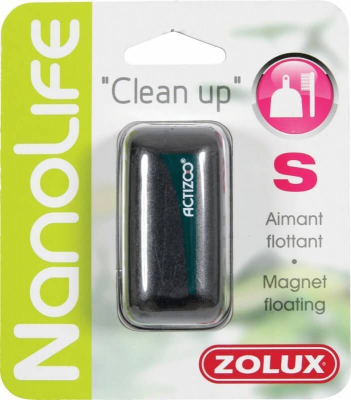Clean Up Floating Glass Cleaner Magnet