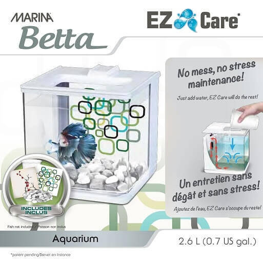 Aquarium Betta EZ Care 2.5L_2
