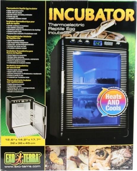 Incubateur thermoélectrique Exo Terra pour œufs de reptiles