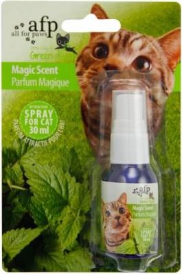 Parfum magique pour attirer le chat
