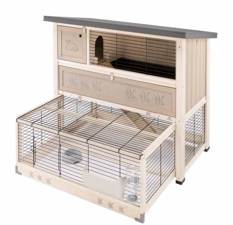 clapier ranch 120 max clapier lapin. Black Bedroom Furniture Sets. Home Design Ideas