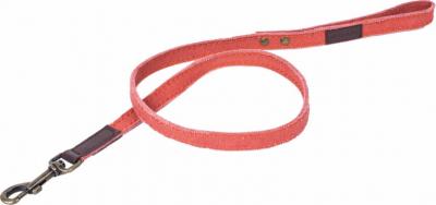 CORREA VINTAGE 20 mm x 1 m Rojo desgastado