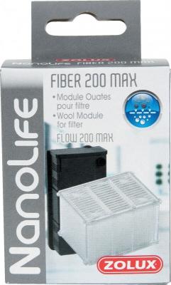 Cartouche ouate pour filtre NanoLife 200 Max