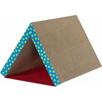 Griffoir et tunnel pour chat Fold Away