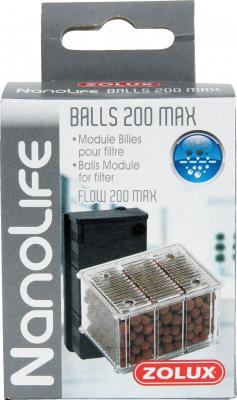 Cartouche billes d'argile pour filtre NanoLife 200 Max