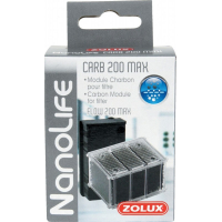 Cartouche charbon pour filtre NanoLife 200 Max