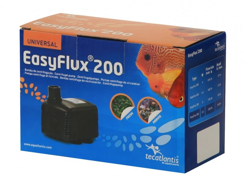 Pompe submersible EASYFLUX 200 230L/h_0
