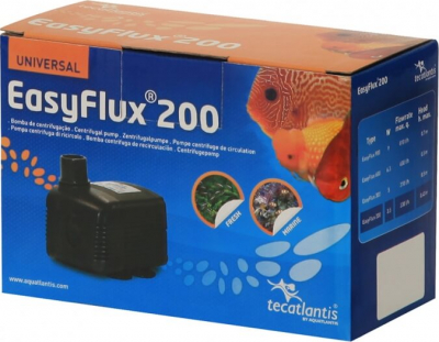 Bomba sumergible EASYFLUX 200  230 L/h