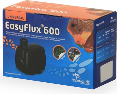 Bomba sumergible EASYFLUX 600 650L/h