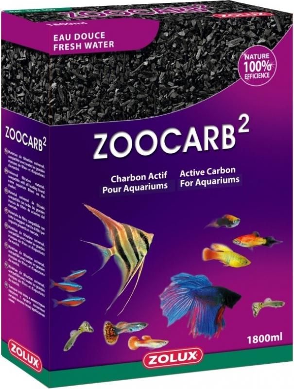 Charbon actif végétal ZOOCARB 2