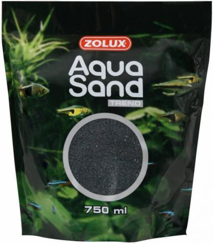 Arena Aquasand tendencia Negro ébano