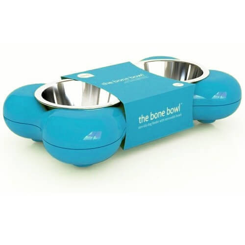 Comedero doble Bone Bowl_1