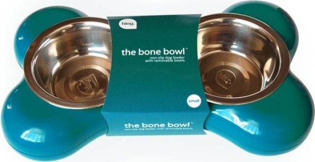 Gamelle double BONE BOWL
