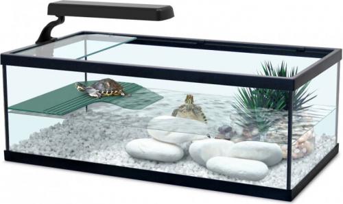 Aquarium Tortum sans filtre noir_1