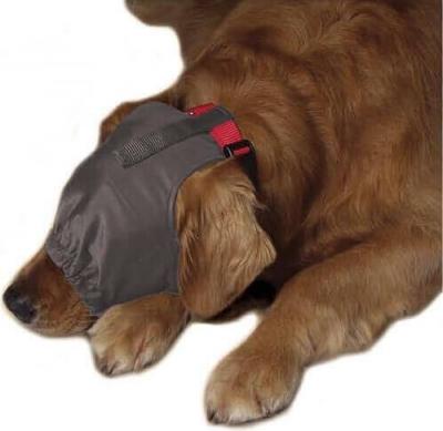 Antifaz calmante & antiestrés para perro