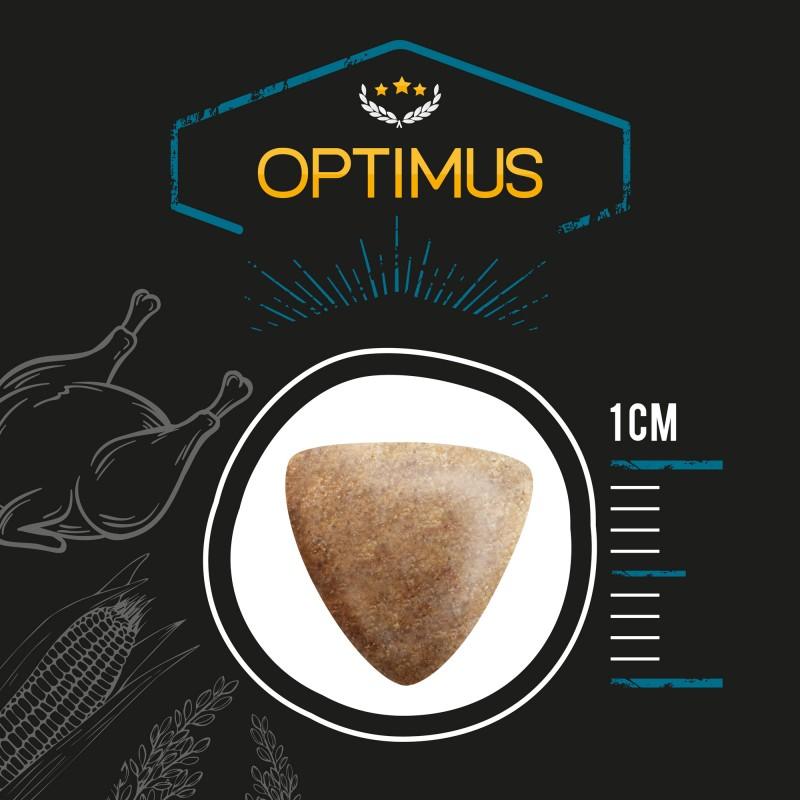 OPTIMUS Adult Complete para Perros de Tamaño Mediano y Grande