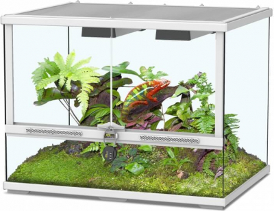 Terrarium Terratlantis smart line in weiß