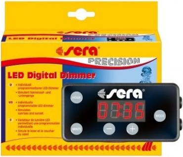 LED Digital Dimmer - Dimmer zur individuellen Steuerung der sera LED-Beleuchtung