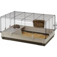 Cage KROLIK 100cm modulable pour lapins et cochons d'Inde