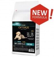 OPTIMUS  CLASSIC con pollo para cachorros  de tamaño mediano y grande