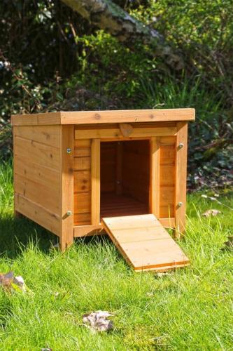 Hasenstall 'Maison Canel' für Kaninchen und Nagetiere