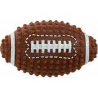 Jouet ballon de football US pour chien 7,6 cm vinyl