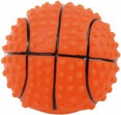Vinyl toy basketball