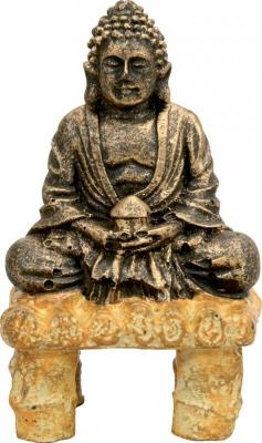Decoración Difusor de aire Bouddha sobre pedestal