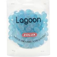 Perles de verre Lagoon