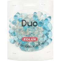 Perles de verre Duo
